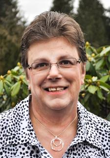 Sharon Stoffel, Managing Editor