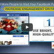 5 ways to get more people to visit your facebook page